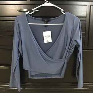 NWT Forever 21 crop top